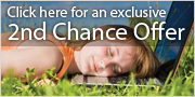 Click here for an exlusive 2nd Chance Offer