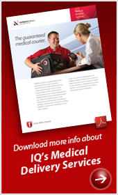 IQ Medical Delivery Services PDF